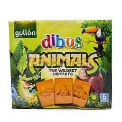 Gullon Dibus Animals The Wildest Biscuits