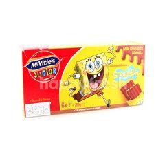 MCVITIE'S Junior Spongebob