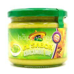 El Sabor Guacamole Dip