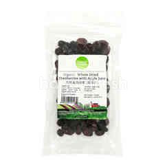 SIMPLY NATURAL Organic Whole Dried Cranberries With Apple Juice
