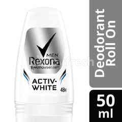 Rexona Men Motion Sense Deodoran Activ-White