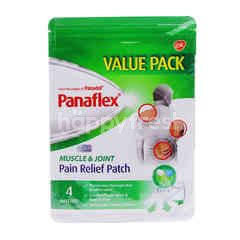 PANAFLEX Muscle & Joint Pain Relief Patch (4 Patches)