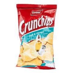 LORENZ Crunchips Salt & Vinegar Flavour
