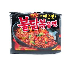 Samyang Mi Instan Goreng Pedas Rasa Ayam
