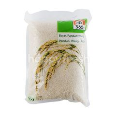 Super Indo 365 Pandan Fragrance White Rice