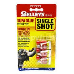 Selleys Supa Glue - Single Shot