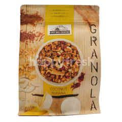 East Bali Cashews Coconut Banana Granola