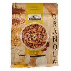 East Bali Cashews Granola Coconut Banana