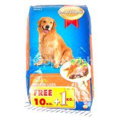 สมาร์ทฮาร์ท รสตับรมควัน สำหรับสุนัขโต