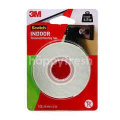 Stocth Indoor Permanent Mounting Tape