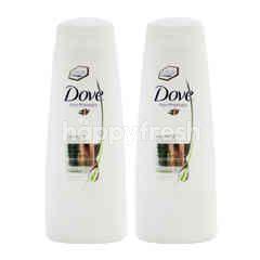 Dove Shampo Total Hair Fall Treatment Twinpack