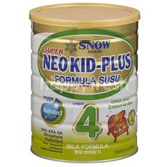 SNOW BRAND Step 4 Super Neo Kid-Plus Formulated Milk Powder
