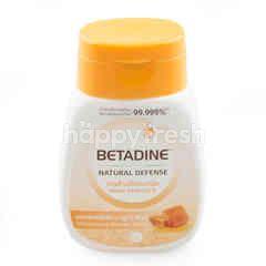 Betadine Natural Deffense Moisturizing Manuka Honey Hand Sanitizer