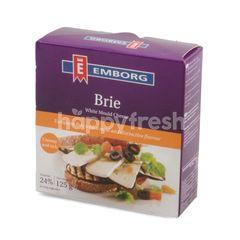 Emborg Brie Cheese Block