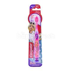 Colgate Barbie Ultra Soft Toothbrush