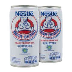 Bear Brand Sterilized Milk Twinpack