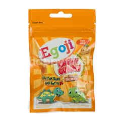 Egoji Chewy Gummy Orange Flavor