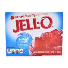 Jell-O Strawberry Jelly Powder
