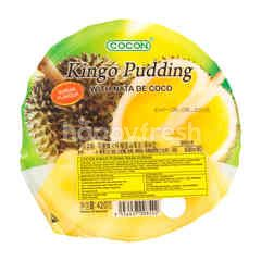 Cocon Kingo Pudding Durian