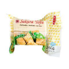 ซากุระ เต้าหู้ก้อนญี่ปุ่น ชนิดเนื้อแข็ง
