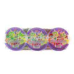 Wong Coco My Jelly (Leci, Stroberi, Melon)