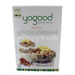 Yogood Gourmet Muesli Nuts Inc.