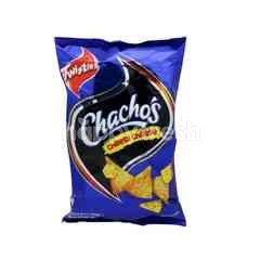 Chacho's Cheesy Cheese Tortilla Corn Chips