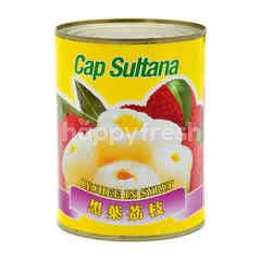Sultana Lychee In Syrup
