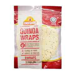Mission Quinoa Wraps