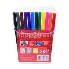 Faber-Castell 12 Colour Pens