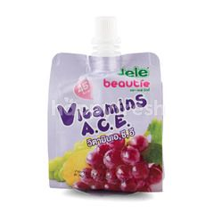 Jele Beautie Jelly Vitamin A C E And 15% Mixed Fruit Juice