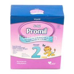 S-26 Promil Stage 2 Vanilla Formula Milk