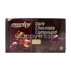 Marley Blok Cokelat Hitam