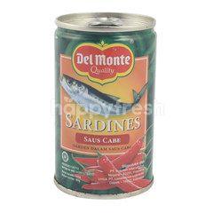 Del Monte Chilli Sauce Sardines