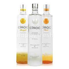 Ciroc 3 Bottles Vodka Any Variant Coconut Pineapple Peach