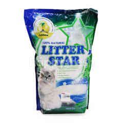 Litter Star Lemon Scent Cat Litter