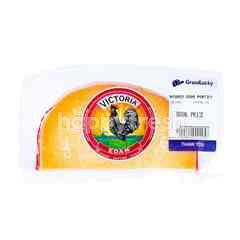 Victoria Mature Edam Portion Cheese