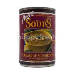 Amy's Cream of Mushroom Soup