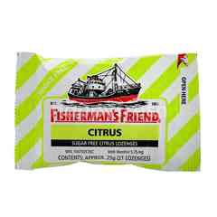 Fishersman's Friend Provide Legendary Extra Strong Cough And Sore Throat Relief.
