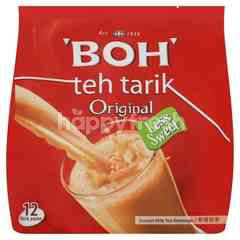 BOH Milk Tea Less Sweet