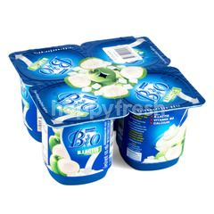 Dutchie Bio Yogurt With Nata De Coco