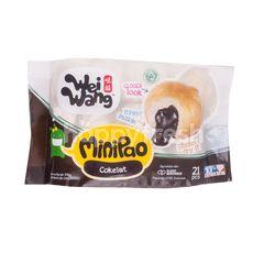 Wei Wang Chocolate Mini Pao