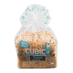 คิวบิค ขนมปังโฮลวีต ธัญพืช 19 ชนิด