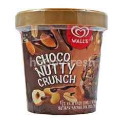 Wall's Choco Nutty Crunch Ice Cream