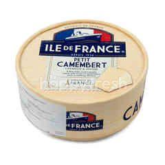 Ile de France Keju Camembert Petit