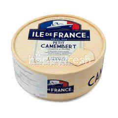 Ile de France Petit Camembert Cheese