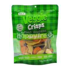 DJ&A Original Veggie Crisps Mixed Vegetables