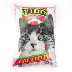 FIDO Scented Cat Litter