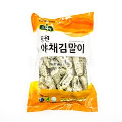 Dongwon Fried Seaweed With Vegetable And Carrot