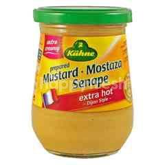 Kuehne Prepared Mustard Mostaza Senape